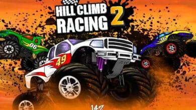 شرح وتحميل لعبة Hill Climb Racing 2 - اخر اصدار