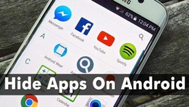 أفضل 5 طرق لإخفاء التطبيقات في الاندرويد