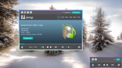 تحميل برنامج AIMP مشغل الموسيقى للكمبيوتر