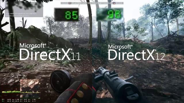 برنامج directx 12