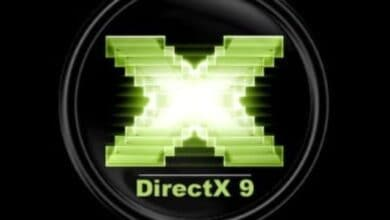 تحميل برنامج directx 9 لجميع اصدارات الويندوز
