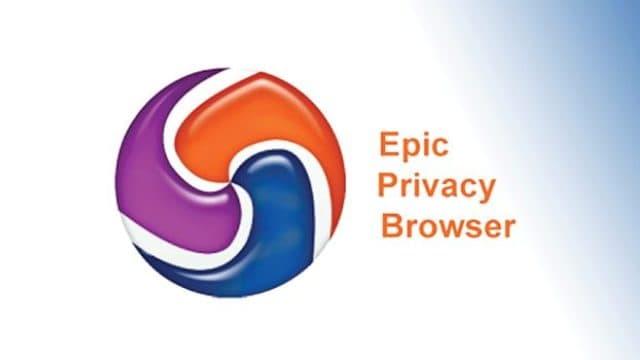متصفح Epic Privacy Browser
