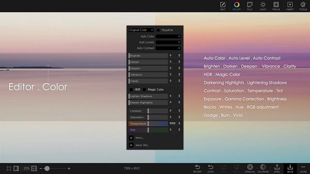 برنامج PhotoScape X