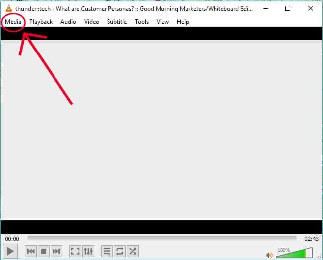كيفية تحميل فيديو عن طريق vlc