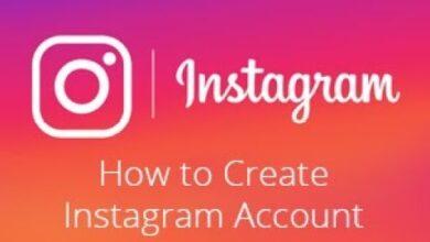 كيفية التسجيل وإنشاء حساب انستقرام والبدء في استخدامه