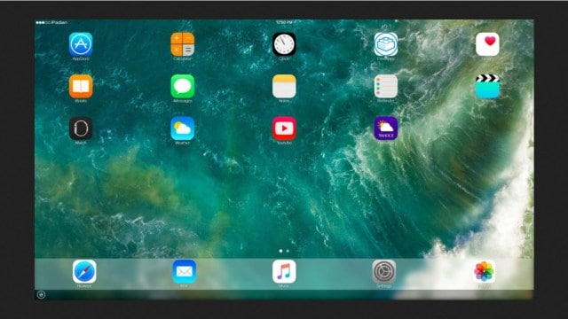 برنامج iPadian