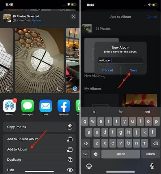 تعرف على كيفية تغيير خلفية أجهزة iPhone تلقائيًا