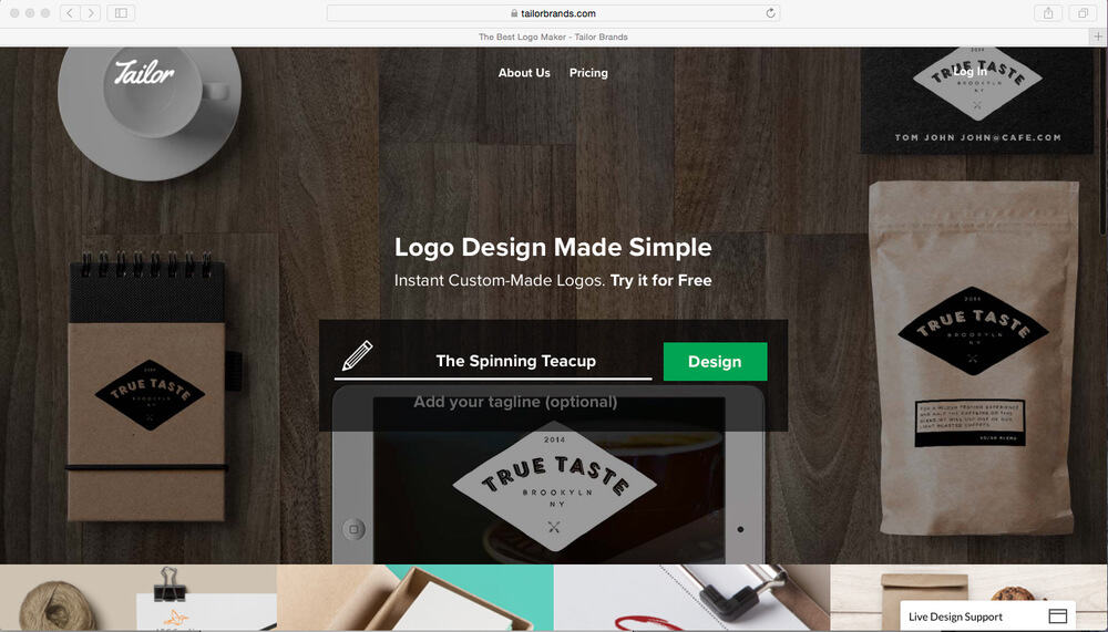 أفضل مواقع تصميم شعار مجاني اون لاين