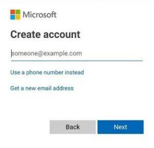 كيفية إنشاء حساب سكايب على الهاتف