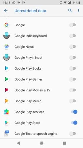 حل مشكلة جاري التنزيل في متجر جوجل بلاي