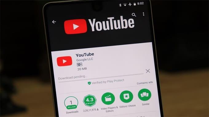 حل مشكلة تعليق التنزيل معلق في جوجل بلاي